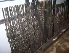 Steel Railing Stock