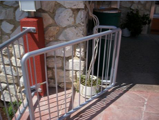 Welded Railing