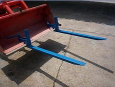 Clamp on Pallet Forks